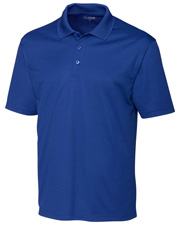 Clique New Wave MQK00075  Spin Dye Pique Polo at GotApparel