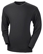 A4 N3221 Men Fusion Long Sleeve Tee at GotApparel