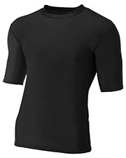 A4 N3283 Men Compression Tee at GotApparel