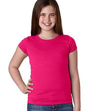 Next Level N3710 Youth Girls Princess T-Shirt at GotApparel