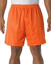 "A4 N5293 Men's 7"" Inseam Lined Tricot Mesh Shorts at GotApparel"