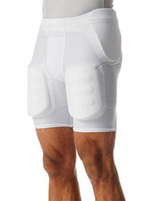 A4 Drop Ship N5298 Men's Integrated Football Girdle Uniform at GotApparel