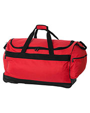 "A4 N8110 Unisex 32"" TwoWheel Extended Travel Bag at GotApparel"