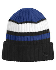 Custom Embroidered New Era NE903 Ribbed Tailgate Beanie at GotApparel