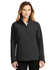 Custom Embroidered The North Face NF0A3LGW Ladies Tech Stretch Soft Shell Jacket at GotApparel