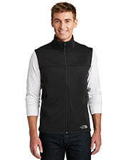 Custom Embroidered The North Face NF0A3LGZ Men Ridgeline Soft Shell Vest at GotApparel