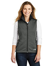 Custom Embroidered The North Face NF0A3LH1 Ladies Ridgeline Soft Shell Vest at GotApparel