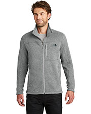 Custom Embroidered The North Face NF0A3LH7 Men Sweater Fleece Jacket at GotApparel