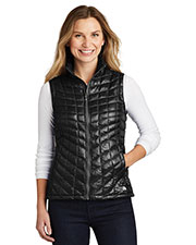 Custom Embroidered The North Face NF0A3LHL Ladies ThermoBall Trekker Vest at GotApparel