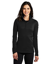 Custom Embroidered The North Face NF0A47FC Women Mountain Peaks 1/4-Zip Fleece at GotApparel