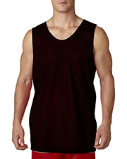 A4 NF1270 Men Reversible Mesh Tank at GotApparel
