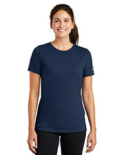 Nike NKBQ5234 Women Ladies Dri-FIT Cotton/Poly Scoop Neck Tee. at GotApparel