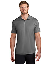 Nike NKBV6041 Men Dry Victory Textured Polo at GotApparel