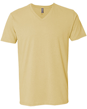 Next Level NL6440  Men's Premium Fitted Sueded V-Neck Tee at GotApparel