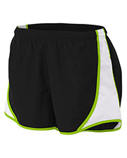 "A4 NW5341 Women 3"" Speed Shorts at GotApparel"