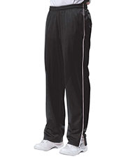 A4 Drop Ship NW6179 Women's Zip Leg Pull On Pants at GotApparel
