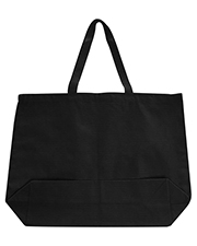OAD OAD108 Jumbo 12 oz Gusseted Tote at GotApparel