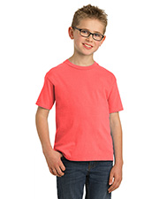 Port & Company PC099Y Kids Pigment-Dyed Tee at GotApparel
