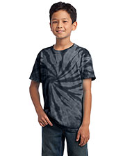Port & Company PC147Y Boys Essential Tie-Dye Tee at GotApparel