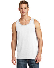 Port & Company PC54TT Adult 5.4oz 100% Cotton Tank Top at GotApparel
