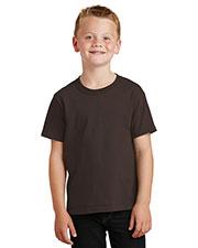 Port & Company PC54Y Boys 5.4 oz 100% Cotton T-Shirt at GotApparel