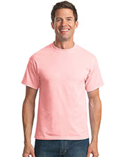 Port & Company PC55 Men 50/50 Cotton/Poly T-Shirt at GotApparel