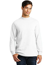 Port & Company PC61M Men Mock-Turtleneck at GotApparel