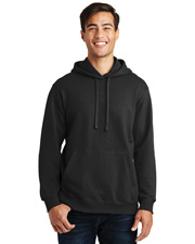 Port & Company PC850H  ® Fan Favorite Fleece Pullover Hooded Sweatshirt. . at GotApparel