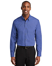 Red House RH370 Men 4 oz Nailhead Non-Iron Shirt at GotApparel