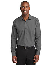 Red House RH390 Men 4 oz Slim Fit Nailhead Non-Iron Shirt at GotApparel