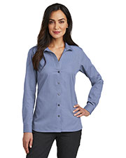 Red House RH470 Ladies 4 oz Nailhead Non-Iron Shirt at GotApparel
