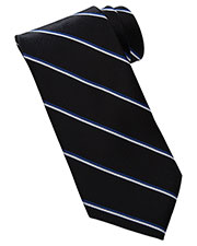 Edwards RP00 Men Striped Pattern Tie at GotApparel