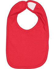 Rabbit Skins RS1005 Toddler Infant Premium Jersey Bib at GotApparel