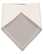 Rabbit Skins RS1012 infants Premium Jersey Bandana Bib at GotApparel