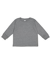 Rabbit Skins RS3302 Toddler 4.5 oz Long-Sleeve Fine Jersey T-Shirt at GotApparel