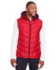Custom Embroidered Spyder S16642 Men Pelmo Puffer Vest at GotApparel