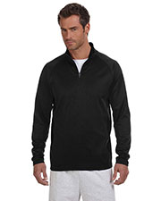 Custom Embroidered Champion S230 Adult Performance 5.4 Oz. Colorblock Quarter-Zip Jacket at GotApparel