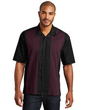 Port Authority S300 Men Retro Camp Shirt at GotApparel