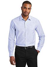Port Authority S661 Men 4.6 oz Slim Fit SuperPro™Oxford Shirt at GotApparel