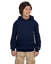 Champion S790 Boys Eco 9 oz. Pullover Hood at GotApparel