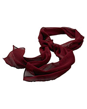 Edwards SC56 Women Crinkle Solid Chiffon Scarf at GotApparel