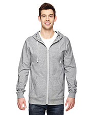 Fruit of the Loom SF60R Adult 6 oz., 100% Sofspun Cotton Jersey Full Zip at GotApparel