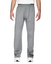 Fruit of the Loom SF74R Adult 7.2 oz. Sofspun Open-Bottom Pocket Sweatpants at GotApparel