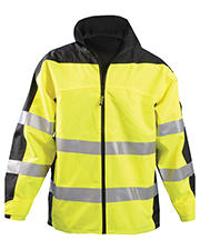 OccuNomix SPBRJ Men Speed Collection Premium Breathable Rain Jacket at GotApparel