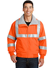 Port Authority SRJ754 Men Enhanced Visibility Challenger  Jacket With Reflective Taping at GotApparel