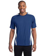 a771175ac 78%OFF Sport-Tek TST351 Men Tall Colorblock PosiCharge® Competitor™  Tee at GotApparel