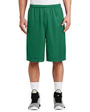 Sport-Tek® ST511 Men Extra Long PosiCharge® Classic Mesh Short at GotApparel