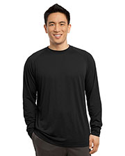 Sport-Tek ST700LS Men Long Sleeve Ultimate Performance Crew at GotApparel