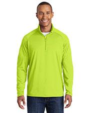 Sport-Tek® ST850 Men Sportwick Stretch 1/4-Zip Pullover at GotApparel