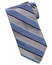 Edwards SW00 Men Wide Stripe Tie at GotApparel